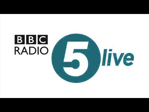 Sensum on BBC Radio 5 Live