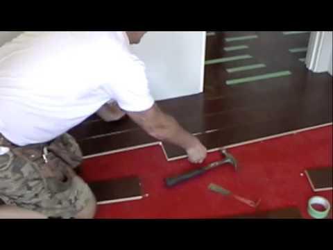 Hardwood Floor Layout Strategies