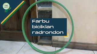 Farbu Biciklan Radrondon | Kiel Oni?