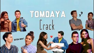 Tom Holland & Zendaya | Tomdaya Crack
