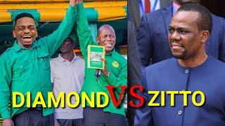 Taarifa Punde: Diamond apitishwa kugombea UBUNGE Jimbo la ZITTO Kigoma!