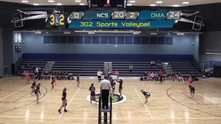 Newark Charter vs DMA Girls Volleyball LIVE from the Dome