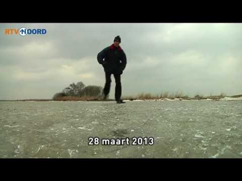 Terugblik: Is de laatste kans op schaatsen na vandaag verkeken? - RTV Noord