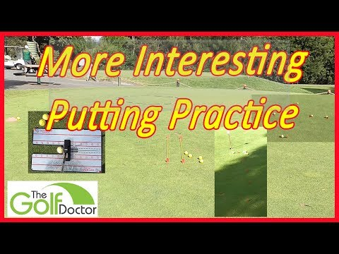 6 Games To Make Putting Practice Better And More Enjoyable