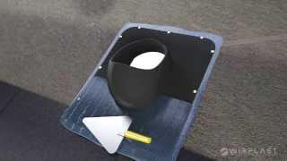 FOLNET.PL prezentuje: Instrukcja montażu kominka wentylacyjnego WIRPLAST®