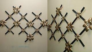 como hacer adorno de pared - how to make wall decoration
