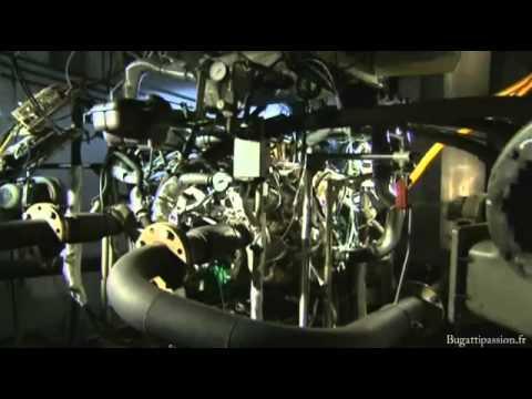Reportage Bugatti - A la vitesse du son - Part 1/3