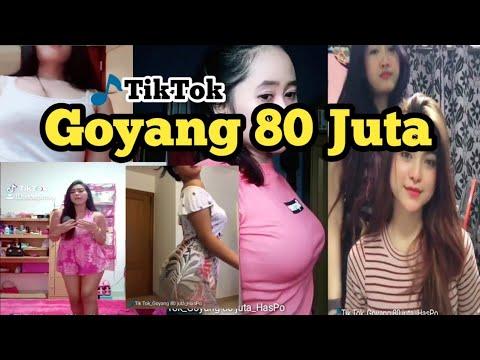 Viral Goyang 80 Juta Vanessa Angel - Tik Tok Hot