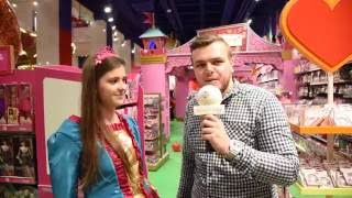 BUBBLEOLOGY | Bubbleology v hračkářství Hamleys