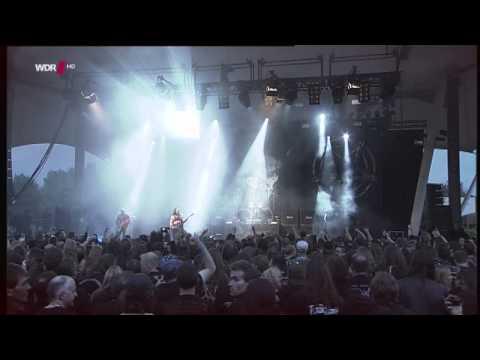VENOM - 01.Rise Live @ Rock Hard Festival 2015 HD AC3