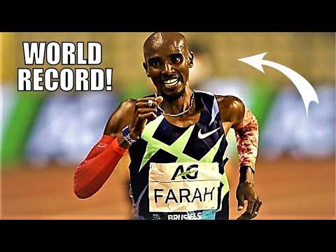MO FARAH'S INCREDIBLE