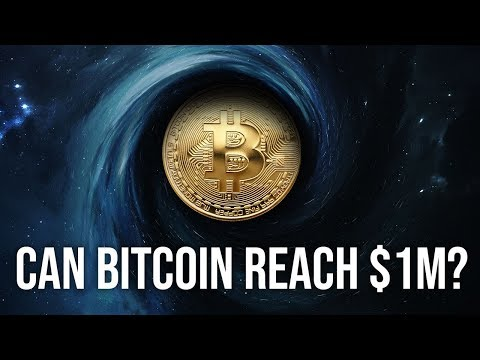 Can Bitcoin Reach 1 Million Dollars - Part 1
