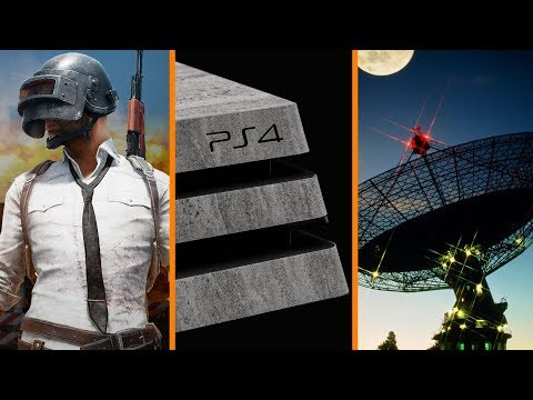 Battlegrounds 2: SURVIVAL? + PS4 Pro Getting an Upgrade + Tweet to Aliens - The Know