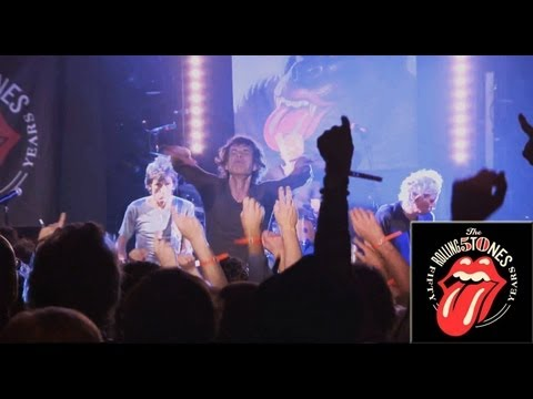 The Rolling Stones - Live at La Trabendo Paris