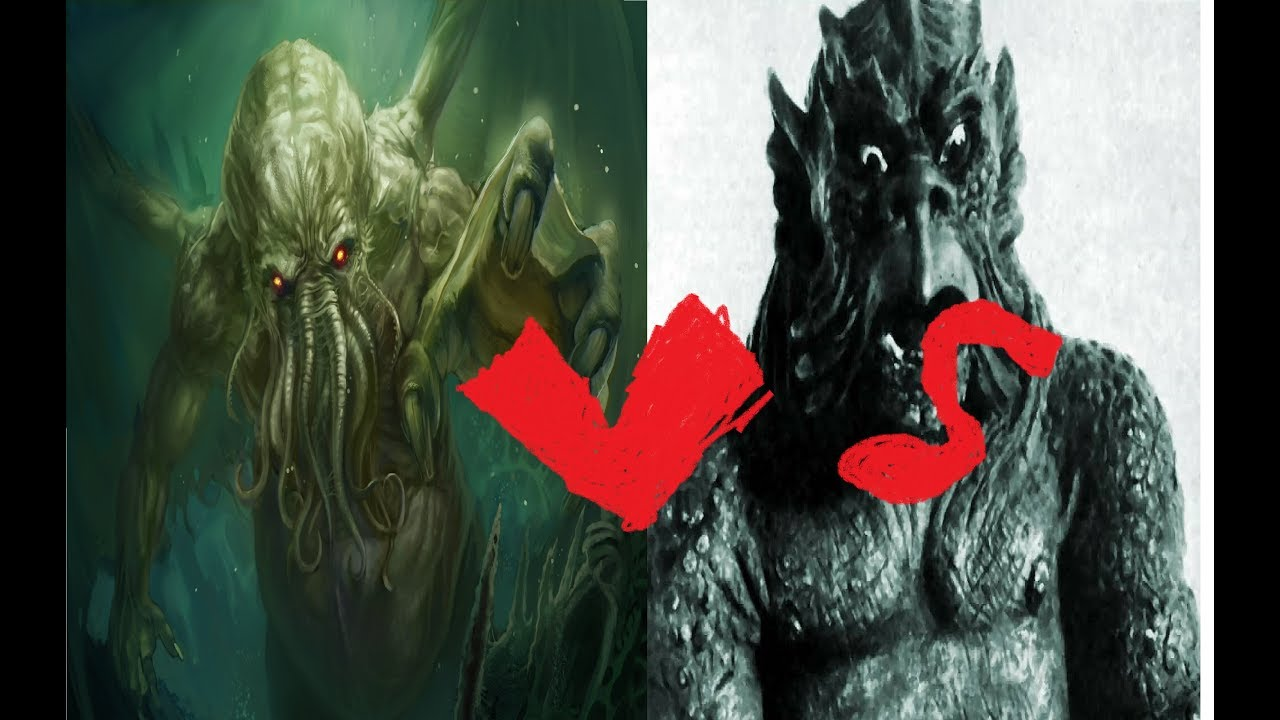 Cthulhu Vs The Kraken 1981 Who Would Win