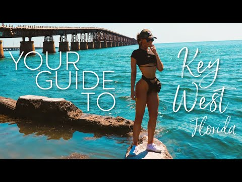 KEY WEST in 48 hours: WHERE TO STOP ON THE FLORIDA KEYS!