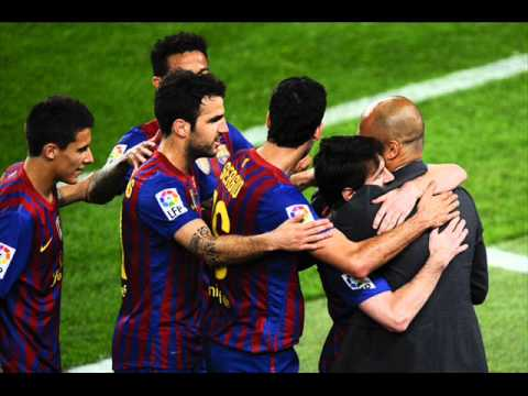 Barca the best team