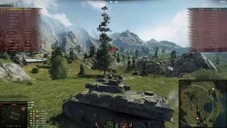 AMX M4 mle. 54 мастер колобанов 12 фрагов