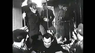 Konstanz, Januar 1945 - Kriegsgefangenenaustausch