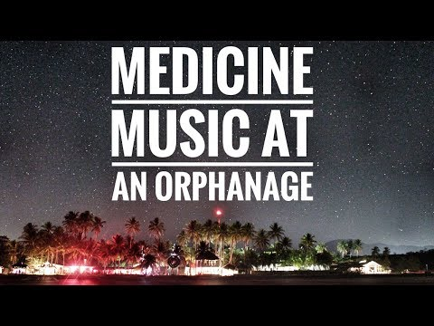 Medicine Music at an Orphanage in Antigua, Guatemala