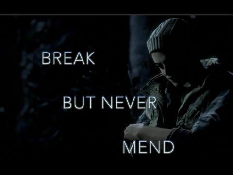 Did you break, but never mend?   Josh Washington