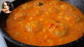 Сочные Тефтели с Рисом! Быстро и Вкусно! | Meatballs with Rice