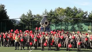 국군의무사령부 150여명이 소생캠페인에 함께 참여 했습니다. 국민화합 장을 마련