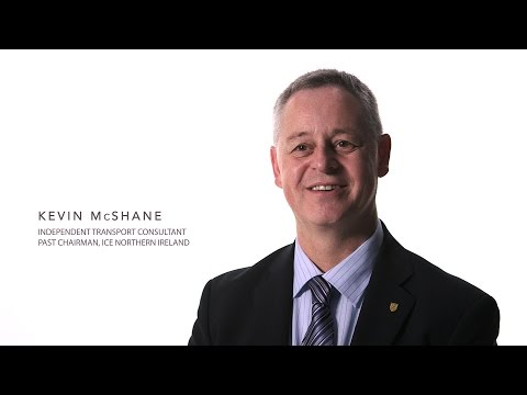 ICE Talks: Civil engineering in the background - Kevin McShane