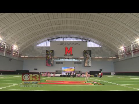 University of Maryland Debuts Renovated Cole Field House