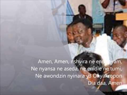 Worship with Bro Eastwood Anaba