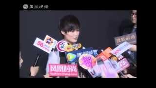 2014.05.16 Balenciaga《中国特辑》红毯&专访:李宇春 Li Yuchun Chris Lee