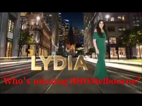 RHOM: Real Housewives of Melbourne Season 4 Intro Cards ...