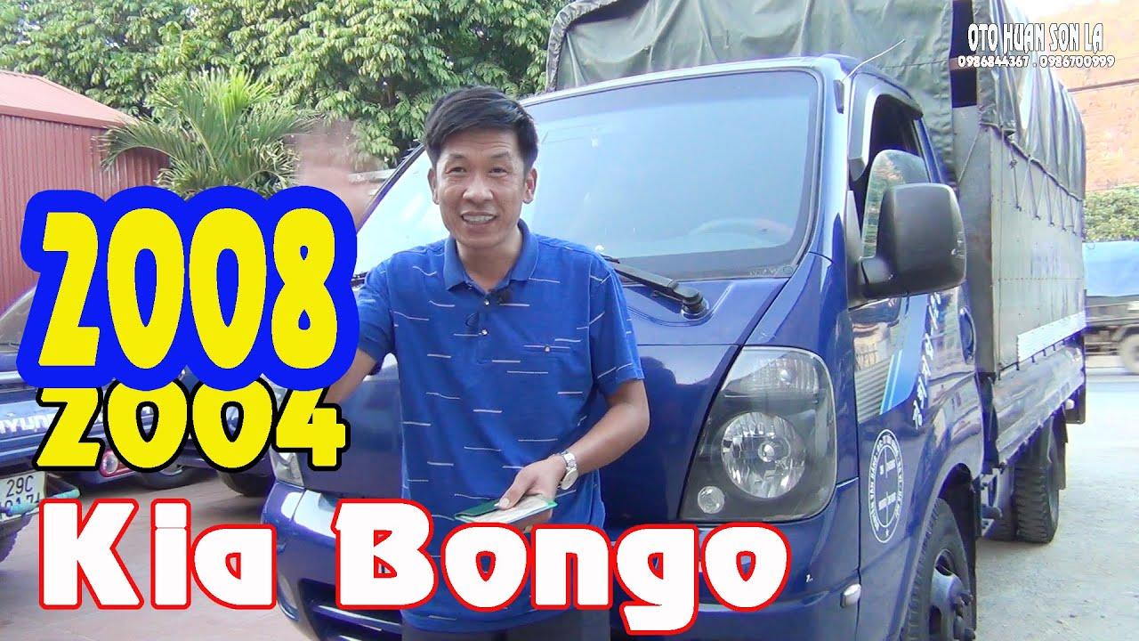 Ô TÔ cũ – Kia Bongo SX 2004, DK 2008 Xe Dành Cho Các Bạn Chở Hàng Kiếm Tiền Tiêu Tết BG 136T