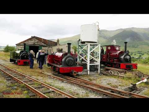 Threlkeld Quarry - Train Ride  (Hold tight!)