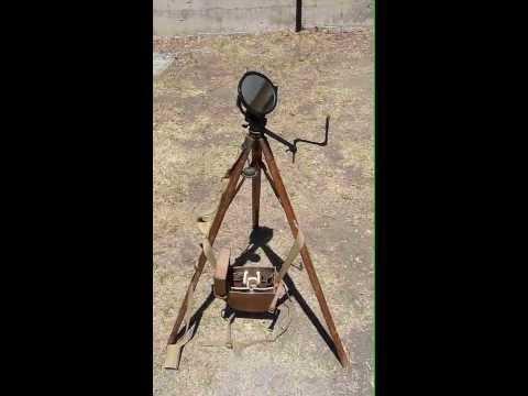 Mance Mark V Heliograph Flyaround (Simplex Mode)