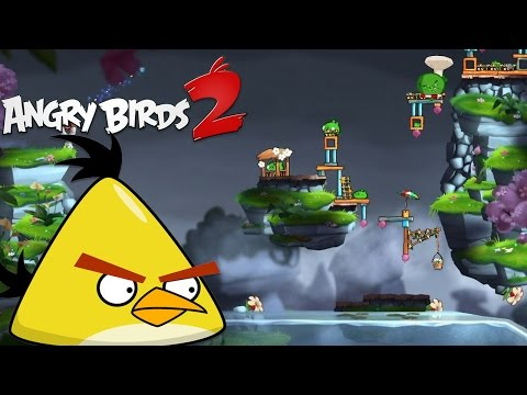 Angry Birds 2 - Rovio Entertainment Ltd Chuck Level 1-3