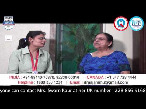 UK citizen gets rid of Diabetes & Insulin after Mini Gastric Bypass Surgery in India