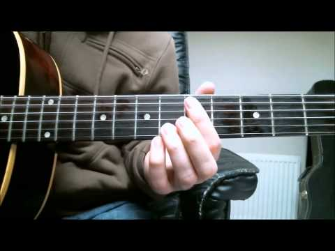 jazz-guitar-chords---comping-with-bass-lines-lesson