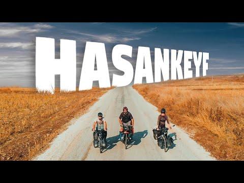 Bisikletle Türkiye Turu: Sular Altında Kalan Tarih Hasankeyf #115