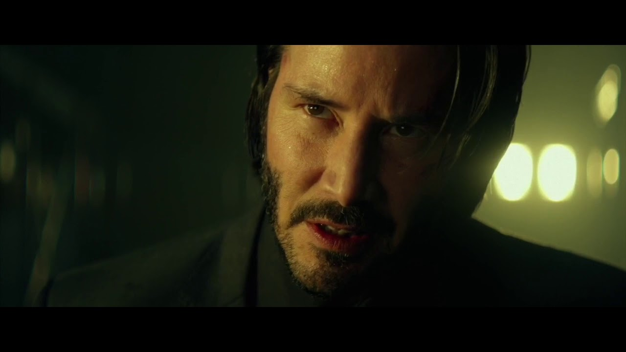 Download Intense:  Hand me your son, or you can die screaming along side him - John Wick