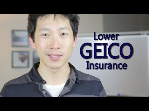 How to Lower GEICO Insurance Rates   BeatTheBush