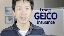How to Lower GEICO Insurance Rates | BeatTheBush