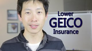 How to Lower GEICO Insurance Rates