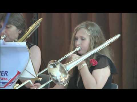 Carlton Brass Training Band - Bolsover Festival of Brass 2016