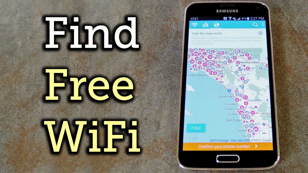 How to Connect to Protected Wi-Fi Hotspots for Free Without Any