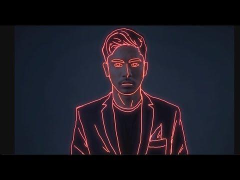 Hafeez Mikail - Rahsia (OFFICIAL Lyric Music Video)