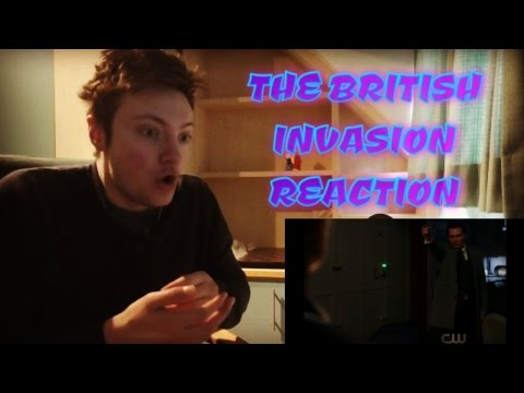 SUPERNATURAL - 12X17 THE BRITISH INVASION REACTION