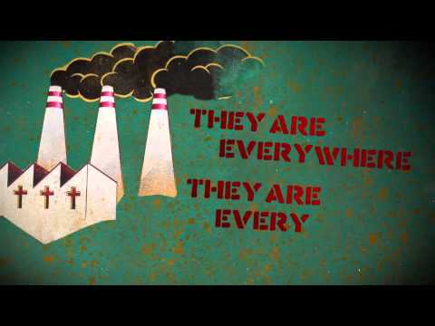 CAVALERA CONSPIRACY - Not Losing The Edge (Official Lyric Video) | Napalm Records