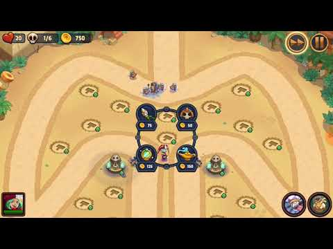 Daily Trial - Mabyn World 3 Difficult 1 - Realm Defense