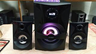 F&D F380X 2.1 Speaker | Unboxing | Review | Sound TEST